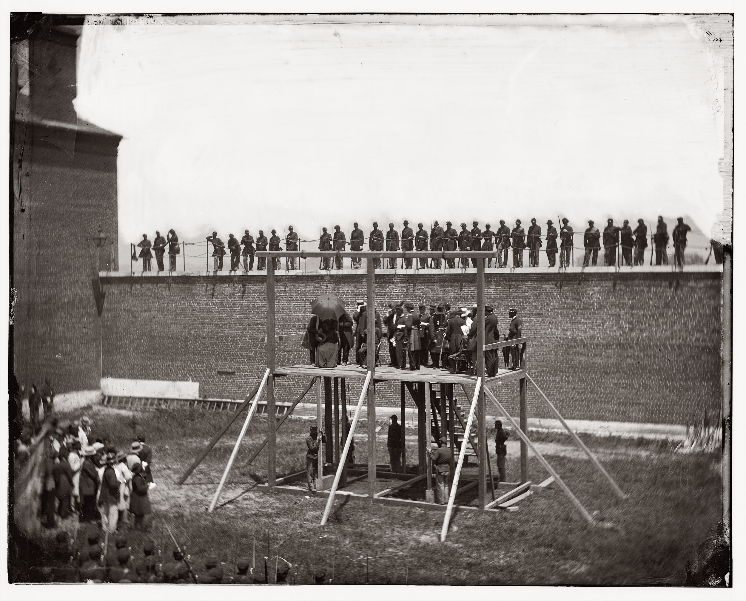 Execution Day: July 7, 1865