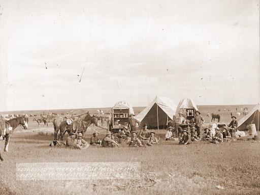 Chuckwagon, 1887