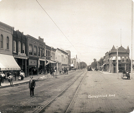Coffeyville 1909