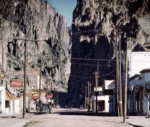 Creede, Colorado: 1942