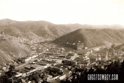 Deadwood From Forest Hill, 1888