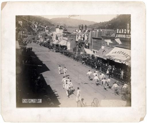 Hub-and-Hub Race, 1888