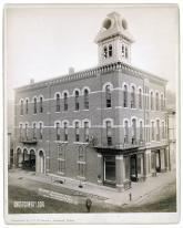 Deadwood City Hall, 1890
