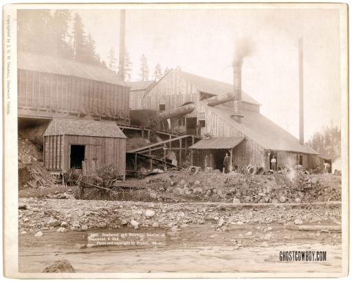 Deadwood Smelter, 1890