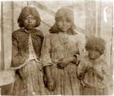 Paiute Girls, c. 1866