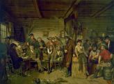 Trial of a Horse Thief