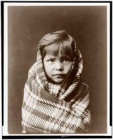 Navajo Child, 1905